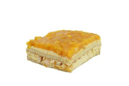 Ciasto Brzoskwinia z Marakują